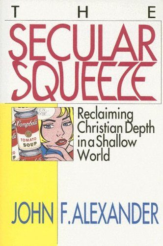 Book cover of The Secular Squeeze.
